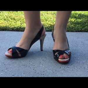 Cute low comfortable heels